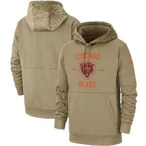 Men's Chicago Bears Pullover Hoodie